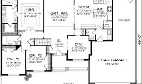 top 23 photos ideas for ranch house plans with 3 car garage
