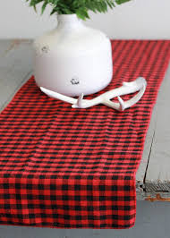 buffalo plaid table runner christmas in july top 5 must haves afloral com wedding blog