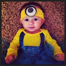minion costume baby minion dispicable me halloween costume