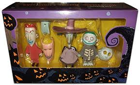 the nightmare before collection doll lock