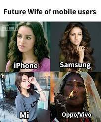 Iphone User Meme - oppo vivo jokes home facebook