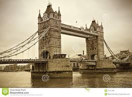 tower bridge london twilight wallpapers vintage view of tower bridge london stock photography image
