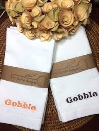 thanksgiving turkey cloth napkins set of 4 turkey napkins