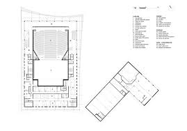Globe Theatre Floor Plan Gallery Of Albi Grand Theater Dominique Perrault Architecture 33