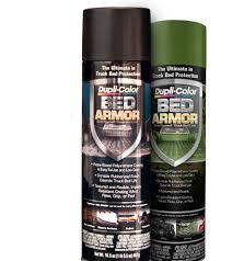 bed armor truck bed coating aerosol dupli color