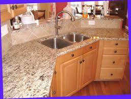 kitchen backsplash ideas with santa cecilia granite santa cecilia granite with tile backsplash nc