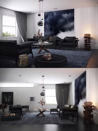 masculine sofas stunning masculine decor living room with hanging l also black