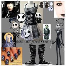 the nightmare before 2 polyvore