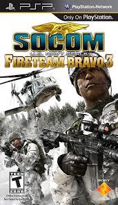 amazon com socom u s navy seals fireteam bravo 3 sony psp