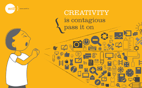 Contagious by Creativity Is Contagious Pass It On