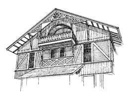 home drawing the swiss chalet 1885 u20131910 arts u0026 crafts homes and the revival