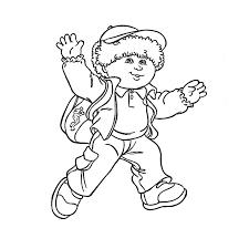 coloriage de chambre de fille coloriage garcon les beaux dessins de personnages à imprimer et