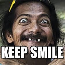 Meme Smile - keep smile ha meme on memegen