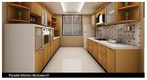 ready kitchen cabinets india parallel kitchen design india google search kitchen pinterest