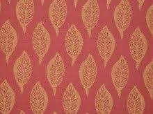 Upholstery Warehouse Adriatic Blue Medallion Print Upholstery Fabric Floral Pattern
