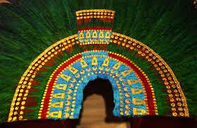 imagenes penachos aztecas penacho del méxico antiguo