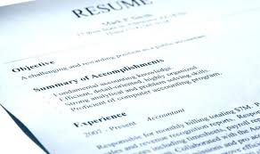 A Resume Sample For College Student by Objective Of A Resume U2013 Okurgezer Co