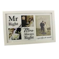 wedding autograph frame photo frames narborough