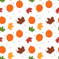 pumpkin and leaves thanksgiving background pumpkin and leaves