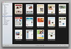 Resume Templates For Mac Pages Mac Pages Calendar Template 28 Images 2013 Calendar