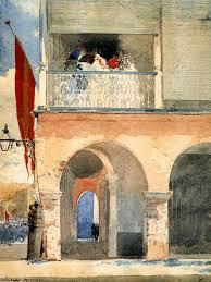 W Homer Artist by Winslow Homer Gallery Canvasreplicas Com