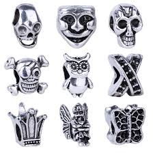 halloween pandora charms online buy wholesale pandora skull charm from china pandora skull