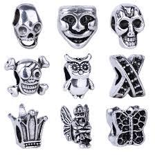 pandora halloween charms online buy wholesale pandora skull charm from china pandora skull