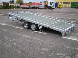 carrello porta auto realizzazione di rimorchi per auto novatecno
