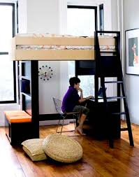 Modern Bunk Bed With Desk Bunk Bed With Desk Bedroom Beds Bunk Bed Loft Bed
