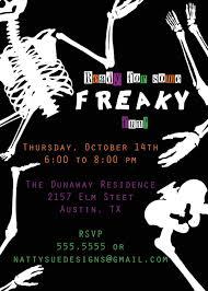 halloween party invitations templates u2013 gangcraft net