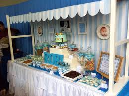 Baptism Decorations Boy Baby Boy Blue Baptism Party Ideas Baptism Decorations And