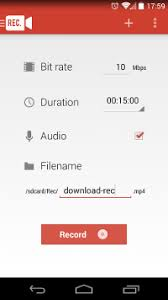record android screen how to record screen on android