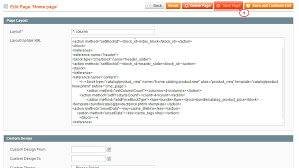 magento layout xml tutorial magento how to disable new products block on home page template