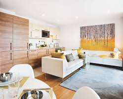 Hg Living by Open Plan Kitchen Living Room Small Space U2013 Modern House