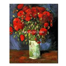 compare prices on famous oil paintings of flowers online shopping
