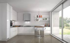 High Gloss Kitchen Cabinets Kitchen Perfect Kitchen Design Nice White High Gloss Kitchen