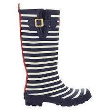 target womens boots size 9 25 target threshold garden boots size 9 metallic blue stripe