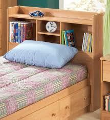 diy bookshelf bed frame susan decoration