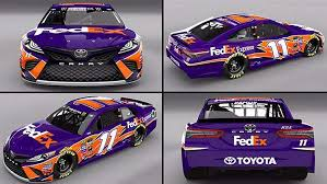 paint scheme tracker may 17 2017 the driver suit blog