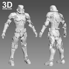 3d printable model variant star wars stormtrooper full body armor