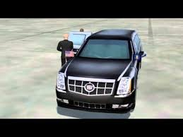 The Beast Car Interior The Beast U0027 Designed To Protect U S President Youtube