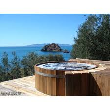 Wood Fired Bathtub Wooden Tubs Best For Rustic Look