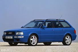 rs4 avant nogaro is a high powered homage