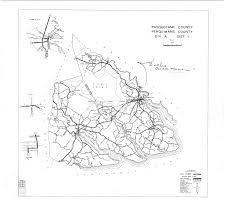 Sc County Map Perquimans County Maps