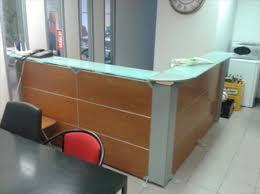 comptoir de bureau 2 comptoirs d accueil bureau à 20 2580 putte nord pas de