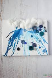 crayon drip rain cloud sugar spice and glitter