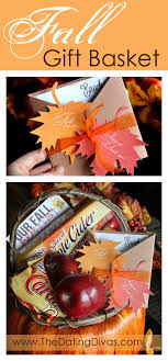 fall gift basket ideas i fall for you gift basket