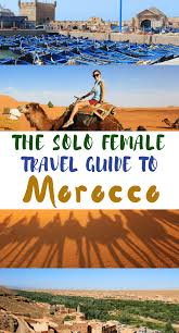 Travelling Morocco As A Solo Female
