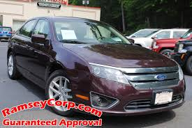 used 2011 ford fusion for sale west milford nj