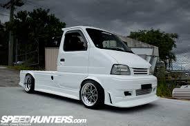 suzuki pickup truck car feature turbo suzuki pickup speedhunters
